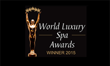 "Espace Vitalite Chenot – the winner at ""Best Luxury Medical Spa"" nomination"